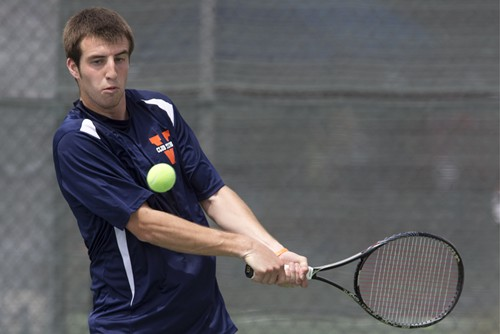 2014 Tennis On Campus: Friday Action