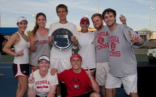 2013 Year in Review: Tennis On Campus