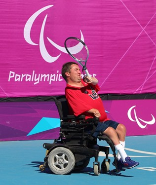 2012 Paralympics: Top Shots