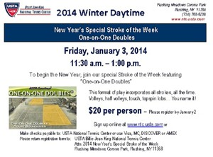 New_Years_Special_Stroke_of_the_Week_-_One_on_One_Doubles