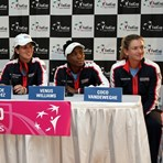 2016 Fed Cup USA vs. Poland: The Leadup