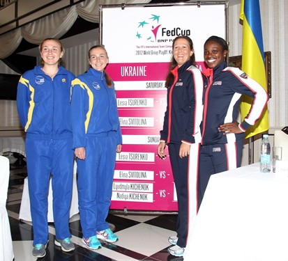 2012 Fed Cup