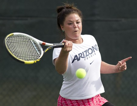 2012 Tennis On Campus National Championship: Day 3