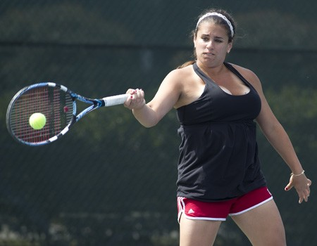 2012 Tennis on Campus National Championship: Day 1