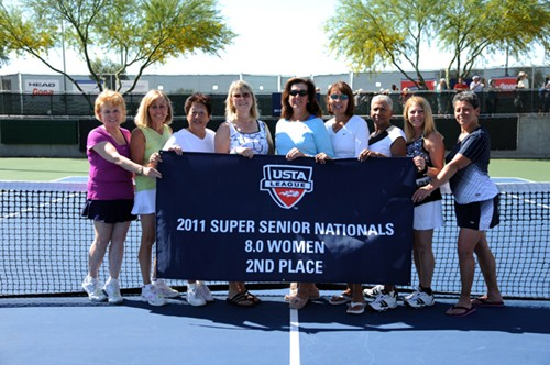 2011 6.0/8.0 Super Seniors: Champs Crowned